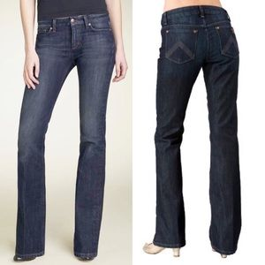 Jeans 'Muse' High Rise Stretch Jeans size 25. B026